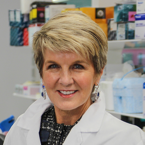 Hon. Julie Bishop